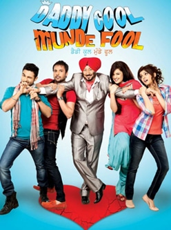 daddy cool munde fool punjabi movie 2013