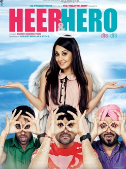 heer and hero punjabi movie 2013