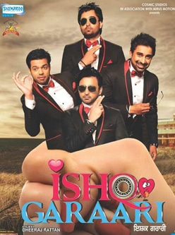 ishq garaari punabi movie 2013