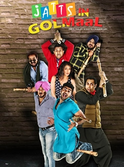 jatts in golmaal punjabi movie 2013