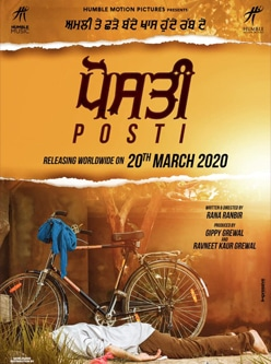 posti punjabi movie 2020