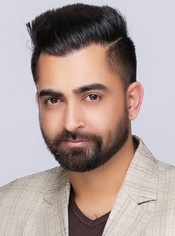 punjabi male singer sharry mann