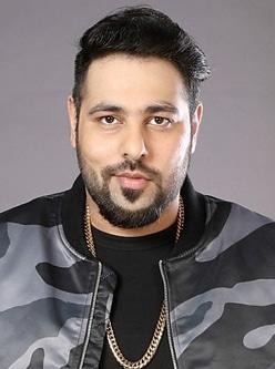 punjabi singer rapper badshah