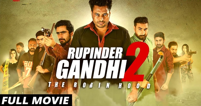 rupinder gandhi 2 full punjabi movie