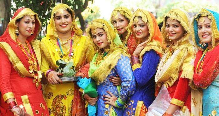 Popular Punjabi boliyan