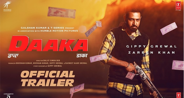 daaka movie trailer