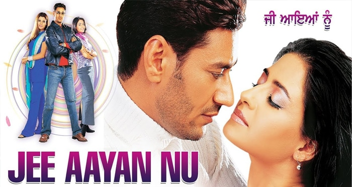 jee aayan nu old punjabi movie