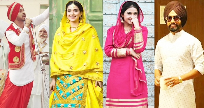 punjabi traditional dresses