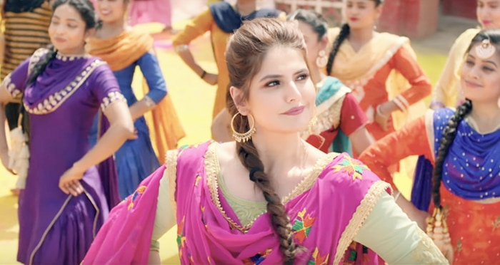 zarine khan daaka movie