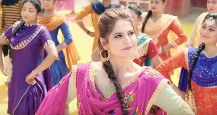 zarine khan daaka movie