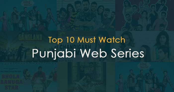best punjabi web series