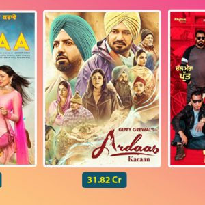 box office collection of punjabi movies
