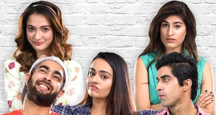 college romance punjabi web series