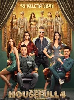 housefull 4 bollywood movie 2019