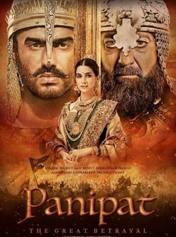 panipat bollywood movie 2019