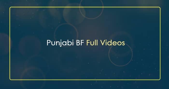punjabi bf videos