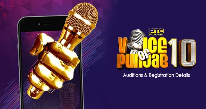 voice of punjab season 10 auditions and registration detail