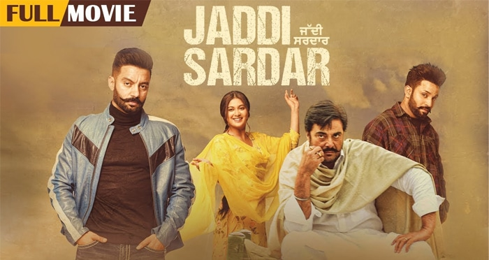 jaddi sardar full punjabi movie