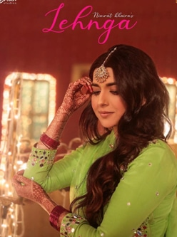 lehnga song by nimrat khaira video and lyrics