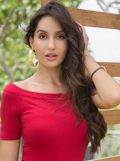 noora fatehi bollywood actress