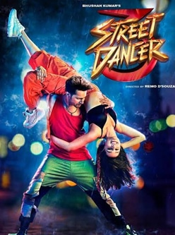 street dancer hindi movie 2020