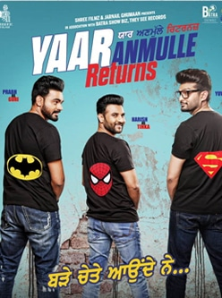 yaar anmulle returns punjabi movie 2020