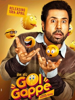 golgappe punjabi movie 2020