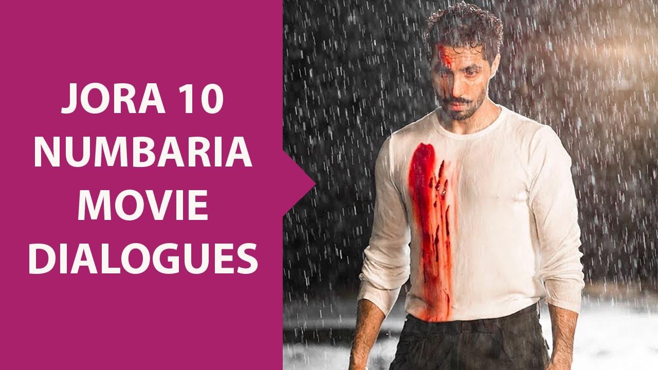 jora 10 numbaria movie dialogues