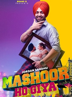 jordan sandhu mashoor ho giya lyrics video