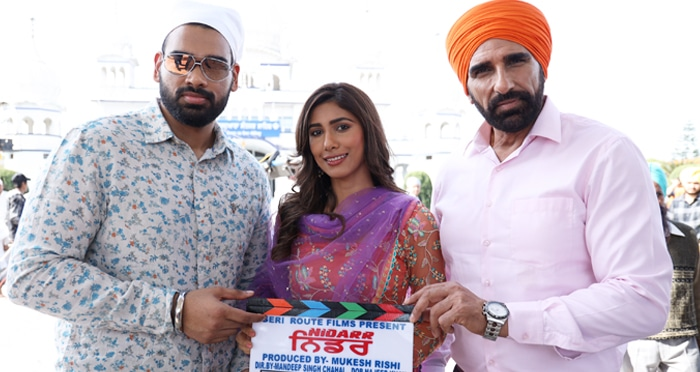 nidar punjabi movie shoot start