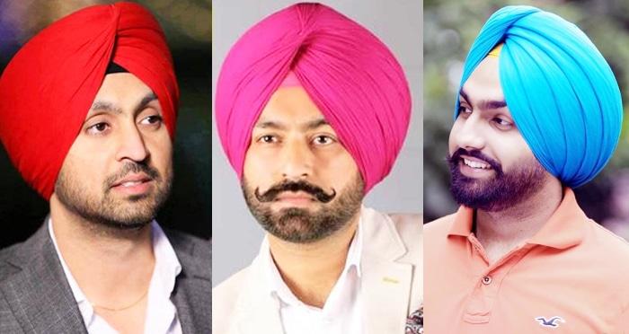 punjabi turban styles morni pagg patiala shahi pagg wattan wali pagg