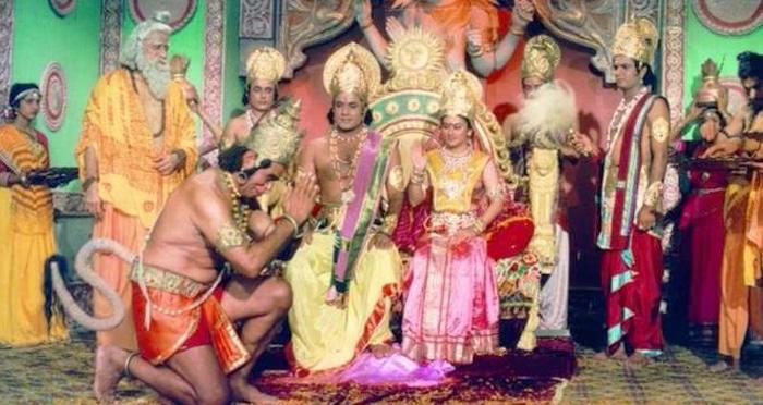 ramanand sagar old ramayan serial