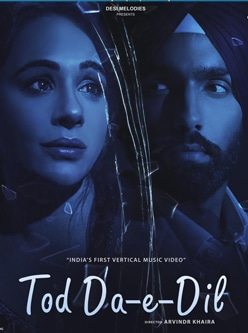 ammy virk tod da e dili song lyrics