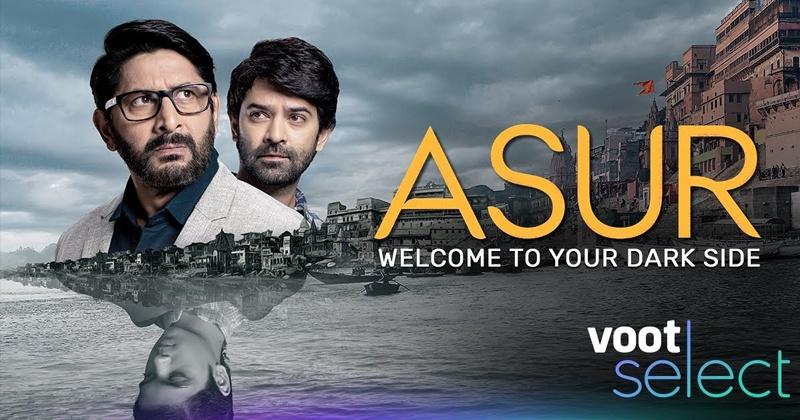 asur hindi web series