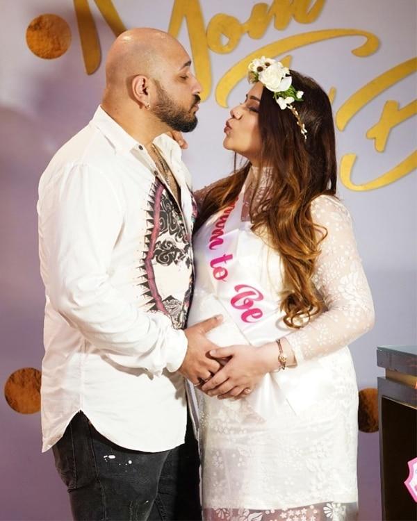 b praak wife pregnant
