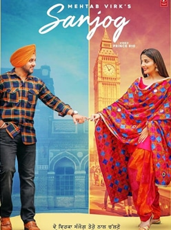 mehtab virk sanjog lyrics