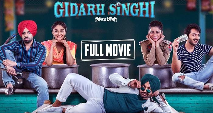 gidarh singhi full movie