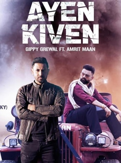 gippy grewal ayen kiwe lyrics