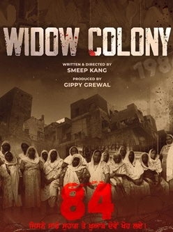 widow colony punjabi movie 2021