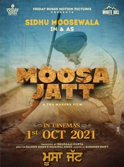 moosa jatt punjabi movie 2021 sidhu moosewala