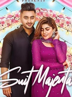 suit majenta punjabi song lyrics