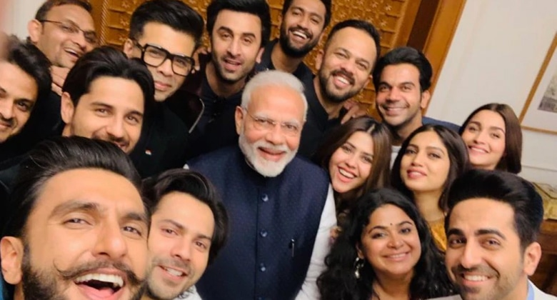 bollywood modi connection