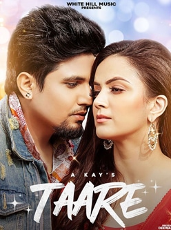 a kay song taare lyrics