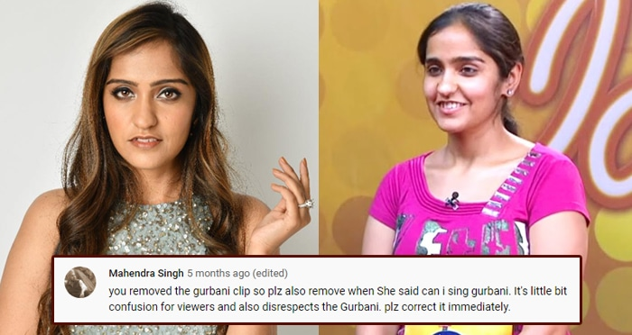 asees kaur controversy
