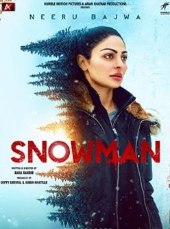 snowman punjabi movie 2021