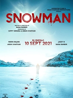 snowman punjabi movie 2021