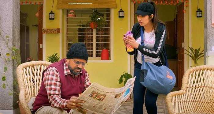 kuriyan jawan bapu preshaan full movie review