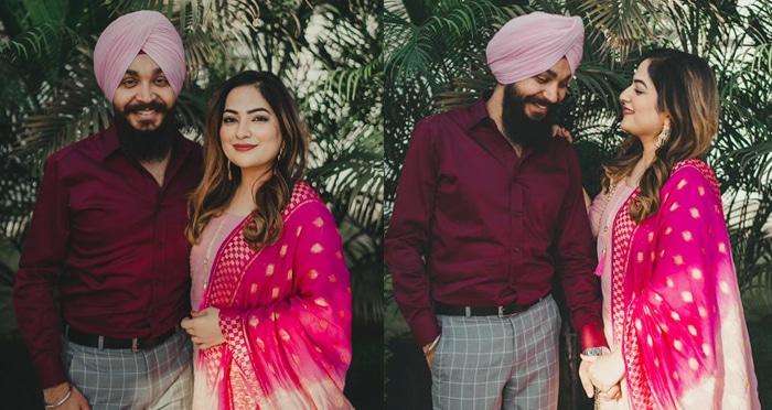 ruhi sethi engagement