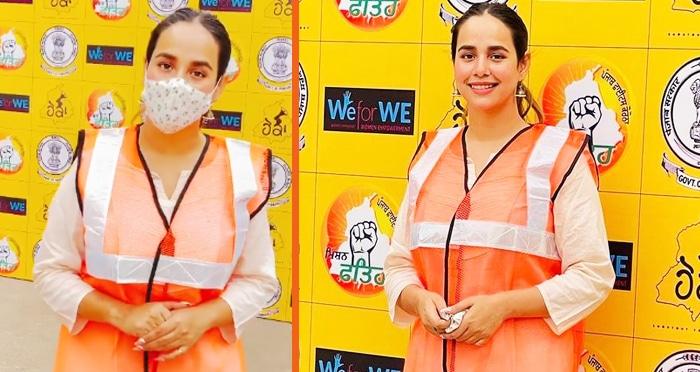 sunanda sharma drive vaccination