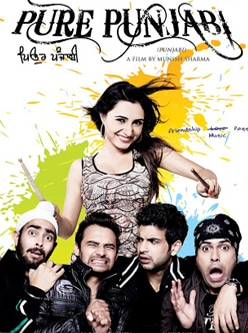 pure punjabi movie 2012